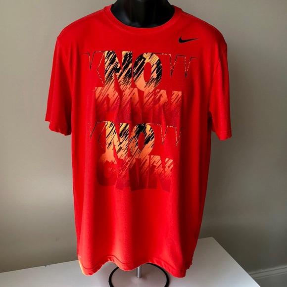 13ae5677 Nike Shirts | Drifit No Pain No Gain Tshirt | Poshmark